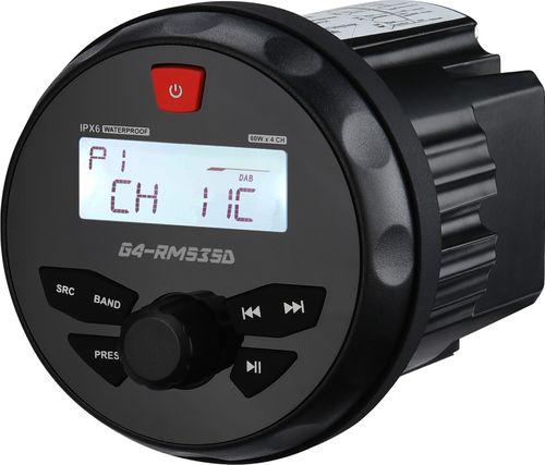 - Radio DAB/FM Bluetooth USB mm. G4