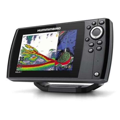 Humminbird - Helix 7 CHIRP MSI GPS G3
