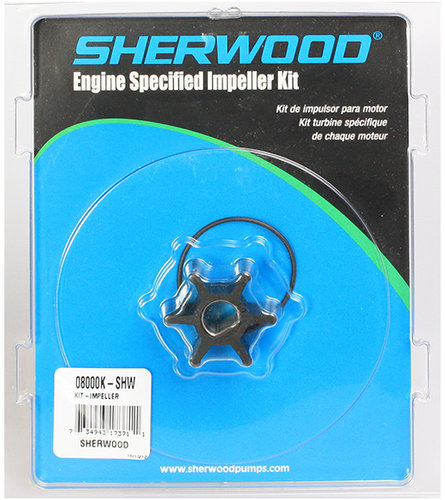 Sherwood - Impeller kit Sherwood 08000K