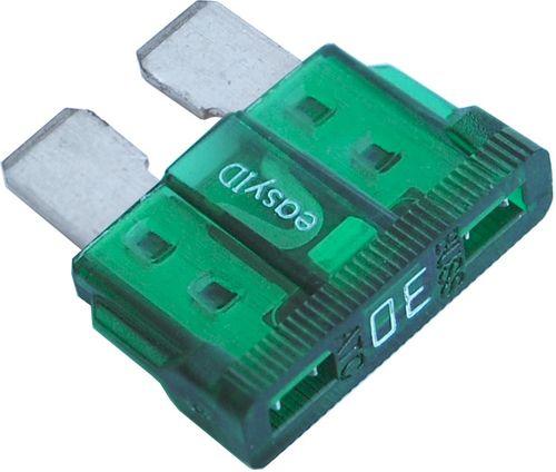 - Sikring ATC med LED
