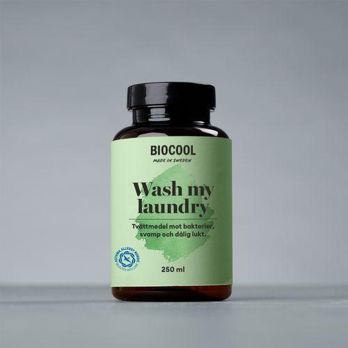 BioCool - Tvättmedel Wash my laundry, 250 ml