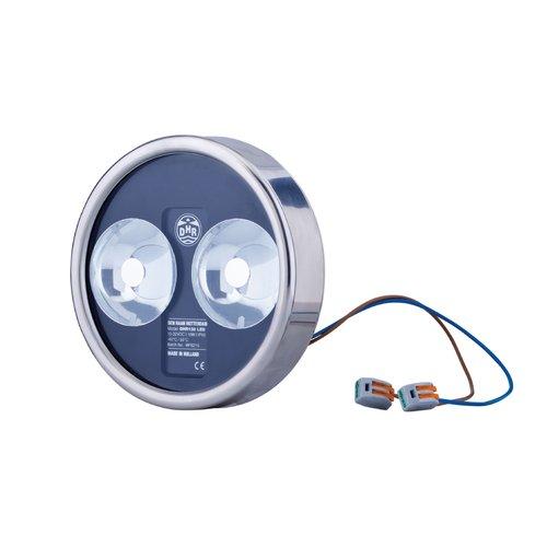 - Vridbar takstrålkastare LED