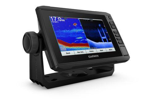 Garmin - Garmin Kartplotter, ECHOMAP™ UHD 72cv med GT24-TM-svinger