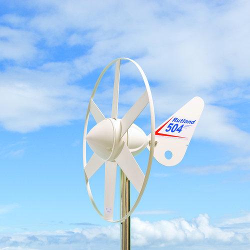 Rutland - Rutland 504 vindmølle