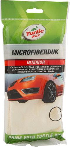 - Turltle microfiberduk interiör