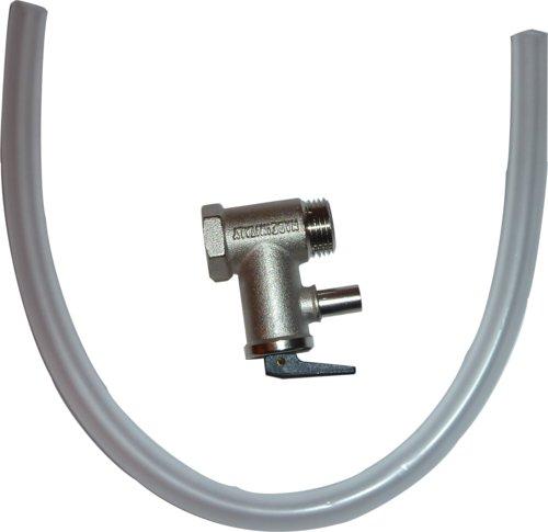 Quick - Säkerhetsventil till Quicks varmvattenberedare