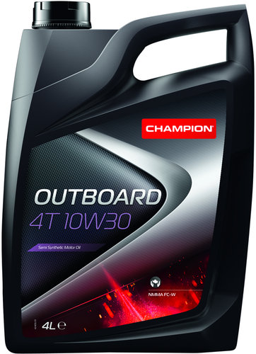 Champion - Olie Outboard 4T 10W30