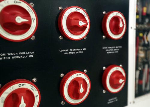Blue Sea System - Hovedstrømbryder E-serien