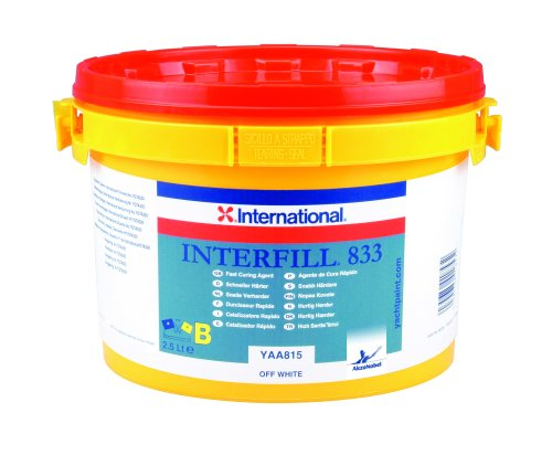 International - Interfill 833 epoxy