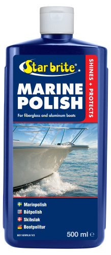Starbrite - Starbrite Marine Polish