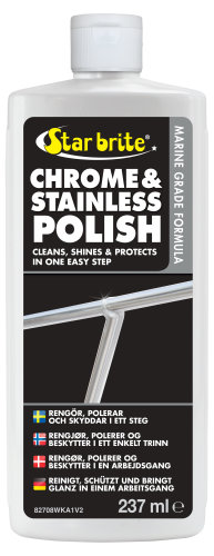 Starbrite - Starbrite Chrome & Stainless Polish