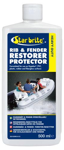 Starbrite - Starbrite Rib & Fender Cleaner & Protector