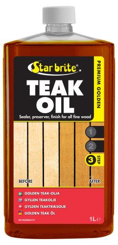 Starbrite - Starbrite Premium Teak Oil