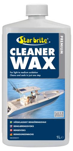Starbrite - Starbrite Premium 1 Step Cleaner & Wax
