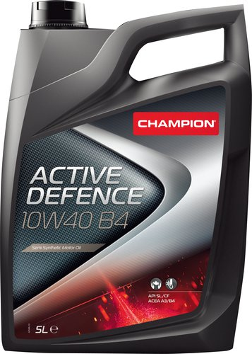 Champion - Olja Active Defence 10W-40 B4