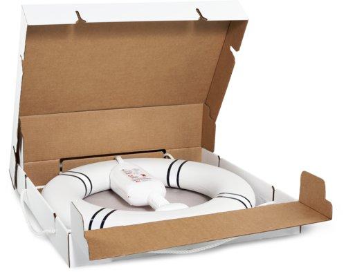 Fristad Plast - Livboj i presentförpackning