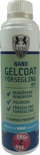 Lion Protect - Gelcoat Sealing