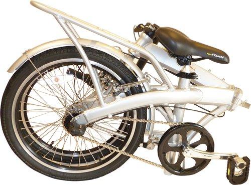 Watski - Polkupyörä, Alumiini, 3-v, 20