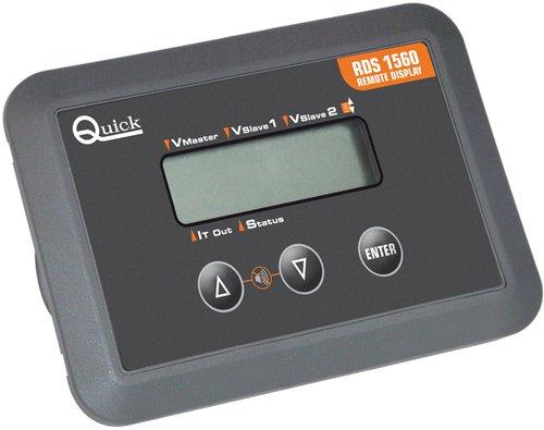 - Quick Remote panel