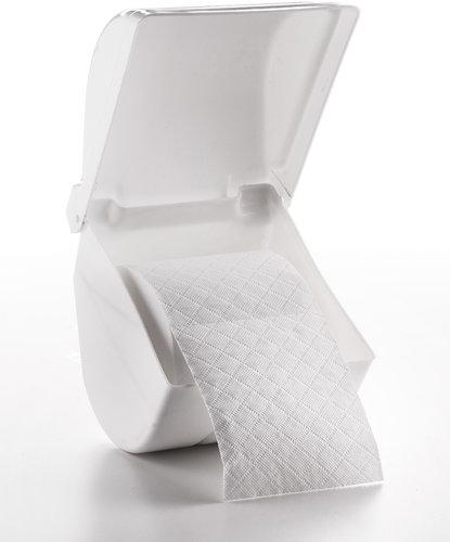 - Toalettpappershållare