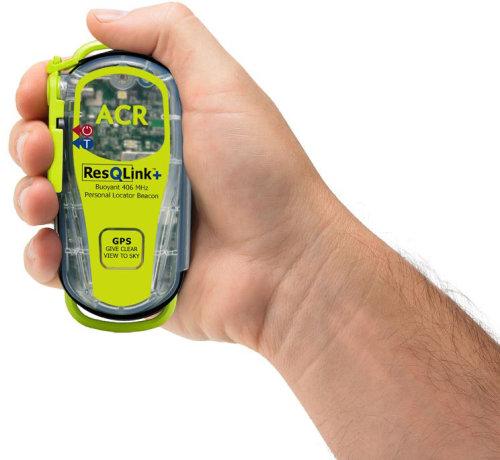 ACR - ResQLink + PLB nødsender