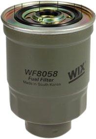WIX Filtration - Bränslefilter  WF8058