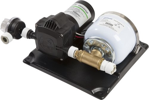 Whale - Ackumulator kit pump och tank