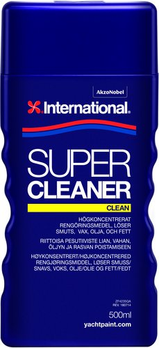 International - Super Cleaner - rengøringsmiddel fra International