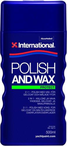 International - Polish and Wax