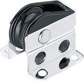 Harken - Däcksblock 29 mm, bullet  stående wire