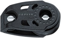 Harken - Skildpaddeblok, Carbo Air 29 mm