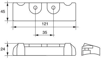 Martyr - Mercury  Mariner zink bar verado 6 cyl