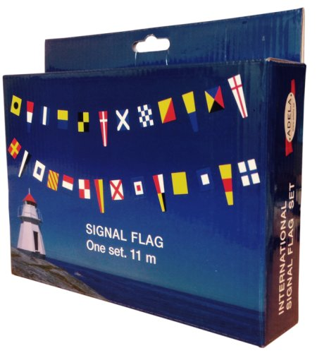 - Internationalt signalflagsæt