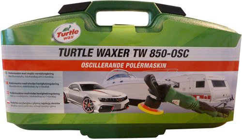 - Polermaskin Turtle waxer TW850-OSC