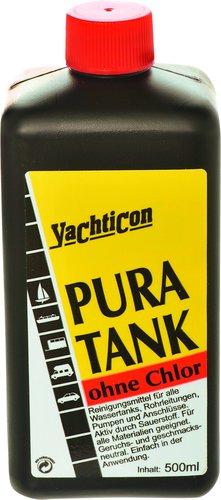 Yachticon - Pura tank - Tankrengöring