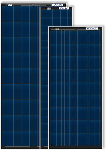 Solara -  Solara S-serie, Aluminiumram