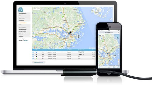 Northtracker - NorthTracker Machine, GPS-sporing