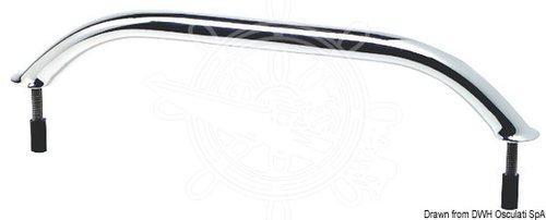 Osculati - Grabbräcke AISI 316