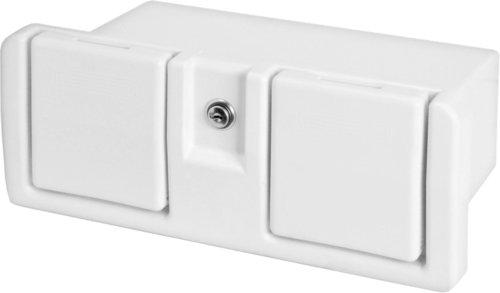Osculati - Förvaringsbox m. mugghållare
