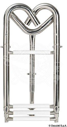 Osculati - Teleskopisk stævnstige