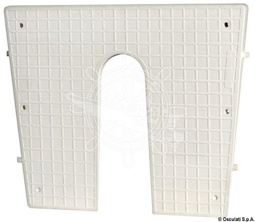 Osculati - Skyddsplatta för akterspegel, plast