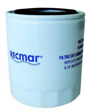 Recmar - Vattenavskiljningsfilter