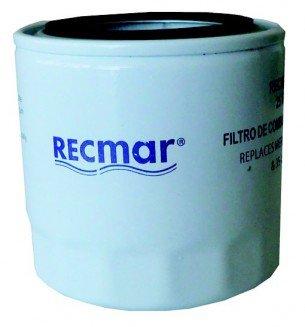 Recmar - Brændstof/vandseparationsfilter, kort