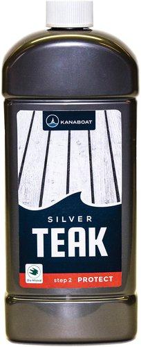 KanaBoat - Silver Teak - Clean og Protect
