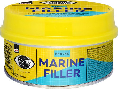 Plastic Padding - Marine Filler