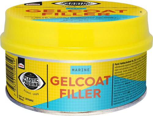 Plastic Padding - Gelcoat Filler