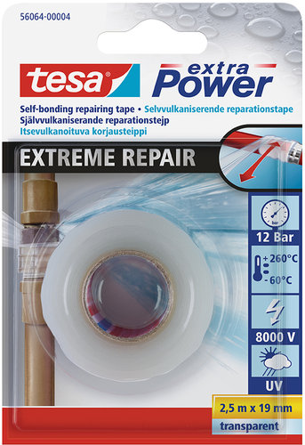 TESA - Extreme Repair Silikontejp