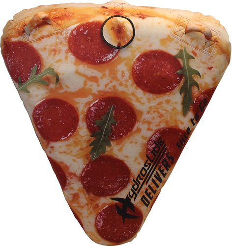 - Tube Pizza Slice