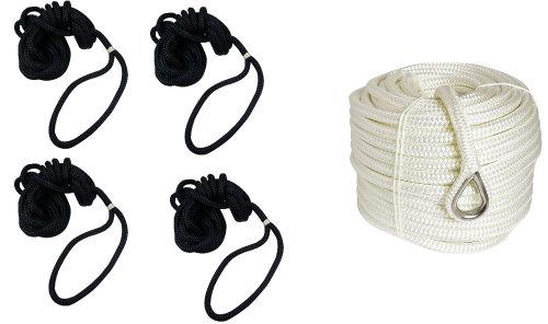 - Förtöjningspaket - Watski mooring kit