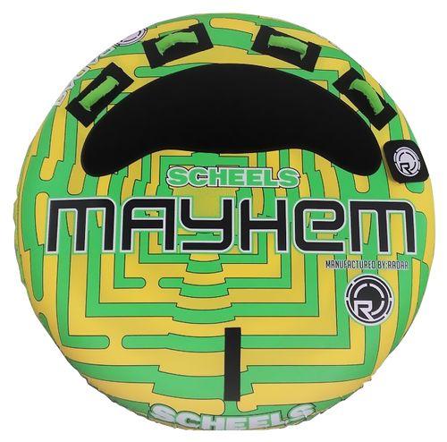 - Tube Mayhem grön/gul
